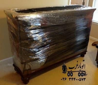 حمل اثاثیه منزل کرج به تهران